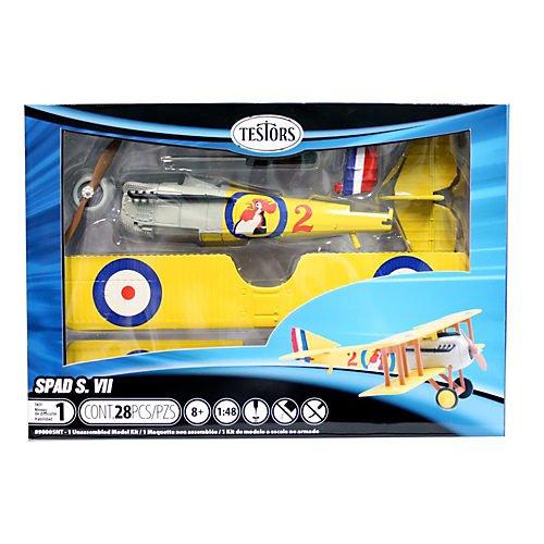 1/35 SPAD S.VII Bi-Plane, Skill 1