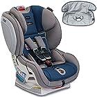 Britax Advocate ClickTight Convertible Car Seat w Seat Saver Waterproof Liner (Tahoe)