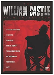 The William Castle Film Collection (13 Frightened Girls / 13 Ghosts / Homicidal / Strait-Jacket / The Old Dark House / Mr. Sardonicus / The Tingler / Zotz!)