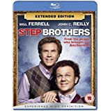 Step Brothers [Blu-ray] [2009] [Region Free]