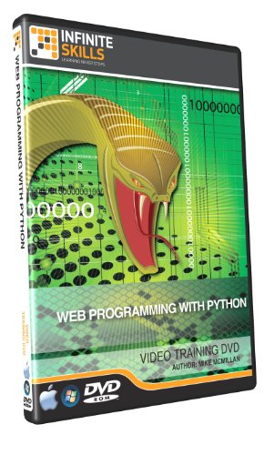 Learning Web Programming With Python - Training DVD - Tutorial Video