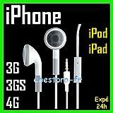 Kit Pieton Main libre Pour les Modèles iphone iphone 3G ipod Classic ipod Mini$