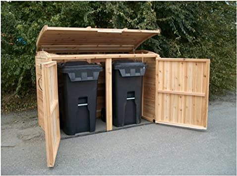 Trash Bin Storage