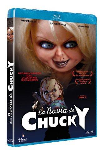 La novia de Chucky [Blu-ray]