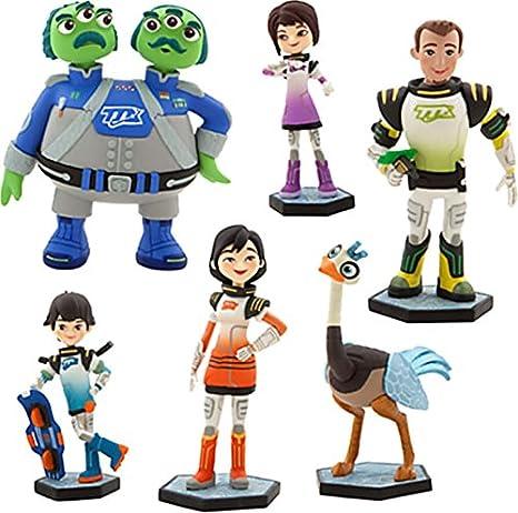 Ensemble de figurines Miles dans l'Espace Disney