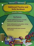 Additional Practice and Skills Workbook, Grade 8 (Connected Mathematics 2)
