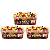Swizzels Matlow Fun Gums Fun Mix Sweets 525 g (Pack of 3)by Swizzels Matlow