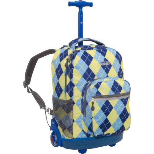 World New York Sunrise Backpack