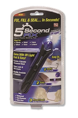 5 Second Fix - Fix, Fill, Repair, and Seal Virtually Anything in 5 Seconds or Less!