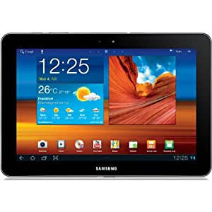"Samsung Galaxy Tab P7510 Tablette PC 10,1"" (25,6 cm) Processeur dual core 16 Go Android 3.0 Wi-Fi Noir"