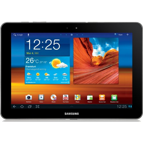 samsung galaxy tab p tablette pc