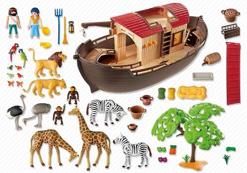 Playmobil Wild Life - Arca de animales (5276)