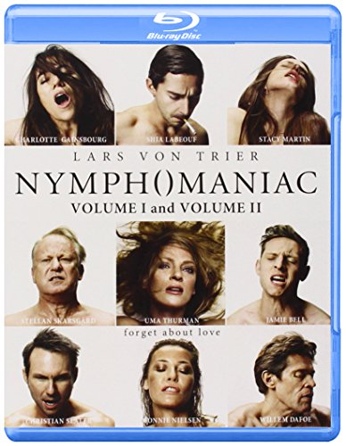 NYMPHOMANIAC VOL 1 & VOL 2の詳細を見る