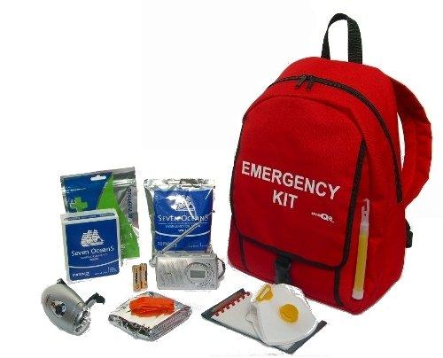 Emergency Go Bag 72 Hour Survival Kit Complete