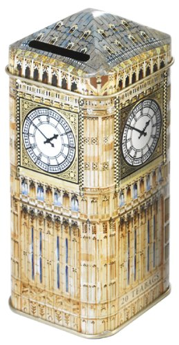 Ahmad English Breakfast Tea, London Big Ben (Best Selling Tea Kettle compare prices)