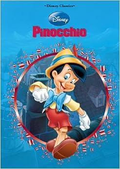 Disney's Pinocchio (Disney Diecut): Parragon Books