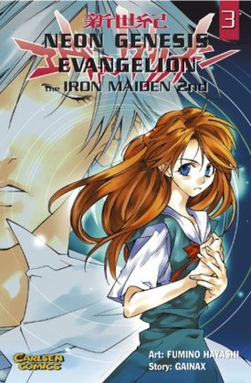 Neon Genesis Evangelion - Iron Maiden 2nd, Band 3: BD 3