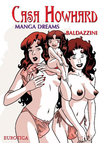 Casa Howhard, Volume 5: Manga Dreams
