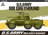 1/35 U.S.ARMY M8 GREYHOUND #13300 ACADEMY HOBBY KITS