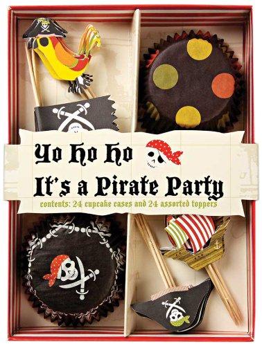 Meri Meri Pirate Cupcake Kit