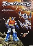 echange, troc Transformers - Coffret Volume 2 : le retour d'optimus prime, le retour de megatron