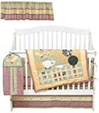 Bean Sprout, Hampshire Valley Collection, 6-Piece Crib Set