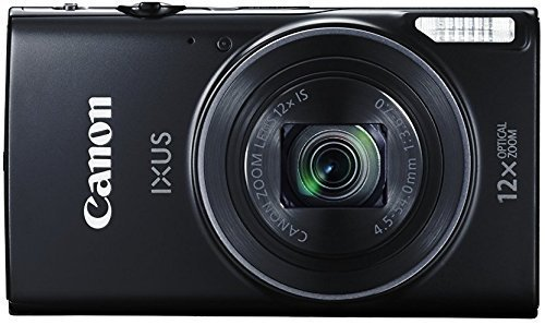 Canon-IXUS-275-HS-202-MP-Point-and-Shoot-Camera-Black-with-12x-Optical-Zoom-Memory-Card-and-Camera-Case