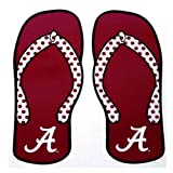 Alabama Crimson Tide Flip Flop Decal at Amazon.com
