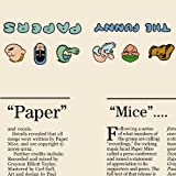 Funny Papers by Paper Mice (2012-09-04)