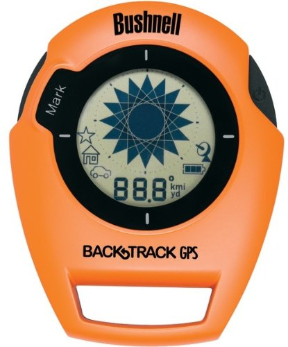 Bushnell - Backtrack G2 Personal Locator (Orange/Black) [5 Pieces] *** Product Description: Bushnell - Backtrack G2 Personal Locator (Orange/Black) Ergonomic Shape Small & Lightweight Advanced Technology & Gps Digital Compass Stores & Locates Up ***