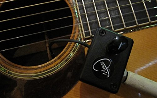 Acoustic Guitar Pickup With Flexible Micro-Goose Neck Myers Pickups ~ See It In Action! Copy And Paste: Myerspickups.Com