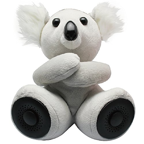 Computer Speaker,Mp3 Speaker,Phone Speaker,Koala Music Toy Speaker,Toy Stands 220Mm,Soft Toy Speaker Compatible With Mp3 Players,Pc,Iphone,Ipod And Most Of The Mobile Phones With High Quality front-208509