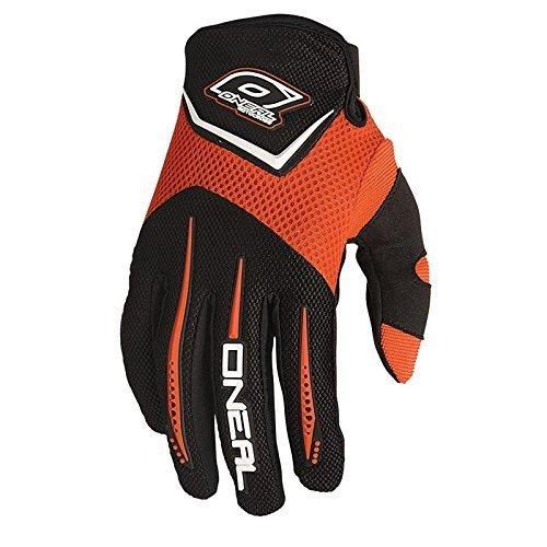 Guanti da bambino O'Neal Element Arancione Motocross DH, 0399K -4