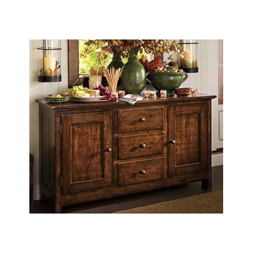 Amazon Com Pottery Barn Benchwright Buffet Sideboards