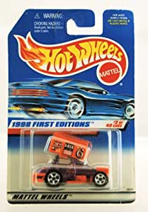 Amazon.com: Hot Wheels - 1998 First Editions - Slideout