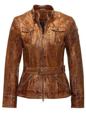 Gipsy Damen Lederjacke in 2 verschiedenen Farben