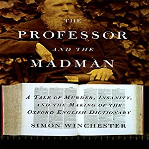 The Professor and the Madman Audiobook