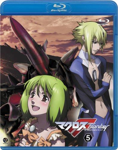 マクロスF(フロンティア) 5(Blu-ray Disc)