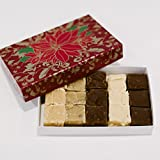 "Hall's Assorted Fudge ""Merry Christmas"" Gift Box, 15 oz."
