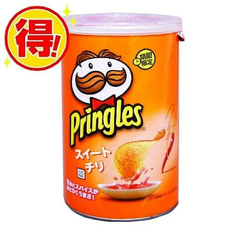 プリングルズ<スイートチリ> 61g×12缶