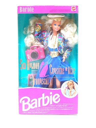 Sea Holiday Barbie - 1