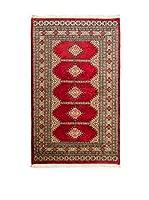 RugSense Alfombra Kashmir Rojo/Multicolor 160 x 93 cm