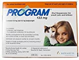 Program Oral Suspension for Small Cats and Kittens 1-10lbs (0.5 - 4.5kg)6 Counts