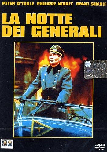 La notte dei generali [IT Import]