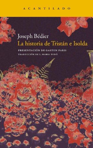 La historia de Tristán e Isolda (Narrativa - acantilado) - Wagner - Libro