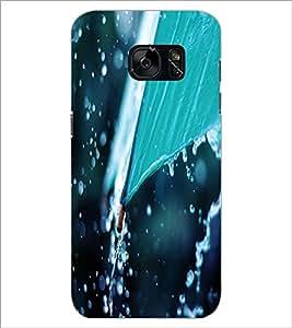 PrintDhaba Rain D-2288 Back Case Cover for SAMSUNG GALAXY S7 (Multi-Coloured)