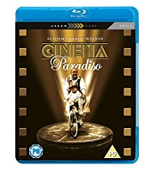 Cinema Paradiso [1989] [Blu-ray]