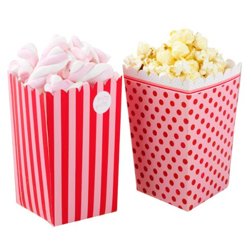 Pink N Mix Party Treat Holders