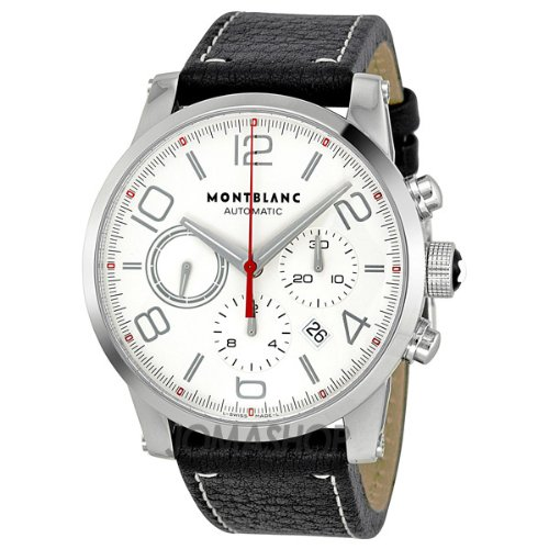 MontBlanc Speical USA Timewalker Chronograph Mens Watch 107573