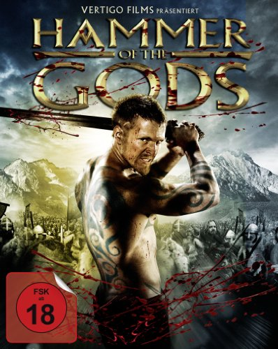Hammer of the Gods [Blu-ray]